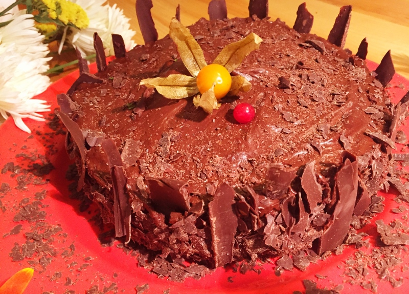 Tούρτα σοκολάτα Alexegieva